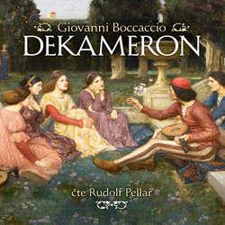 Audiokniha Dekameron (komplet) - Giovanni Boccaccio - Rudolf Pellar