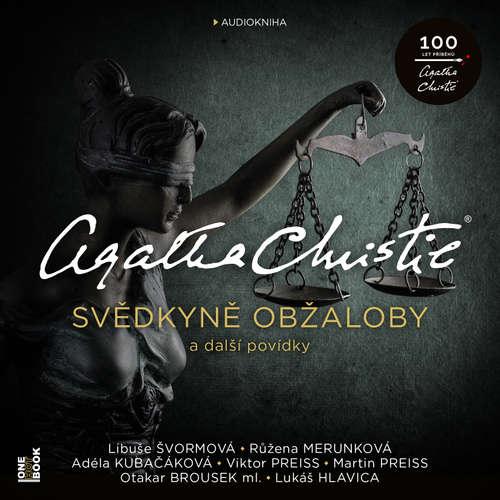 Audiokniha Svědkyně obžaloby a další povídky - Agatha Christie - Adéla Kubačáková
