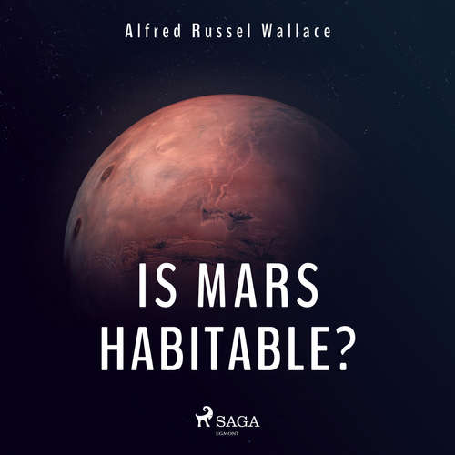 Audiobook Is Mars Habitable? (EN) - Alfred Russel Wallace - – Caliban