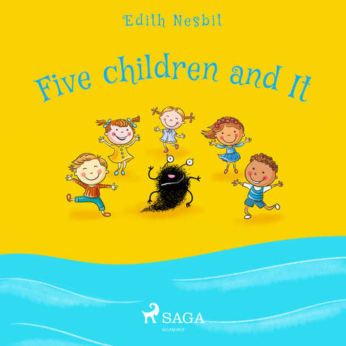 Audiobook Five Children and It (EN) - Edith Nesbit - Jenny Lundak