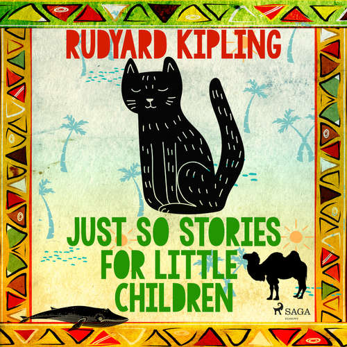 Audiobook Just So Stories for Little Children (EN) - Rudyard Kipling - Tim Bulkley