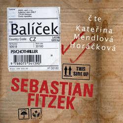 Audiokniha Balíček - Sebastian Fitzek - Kateřina Mendlová Horáčková
