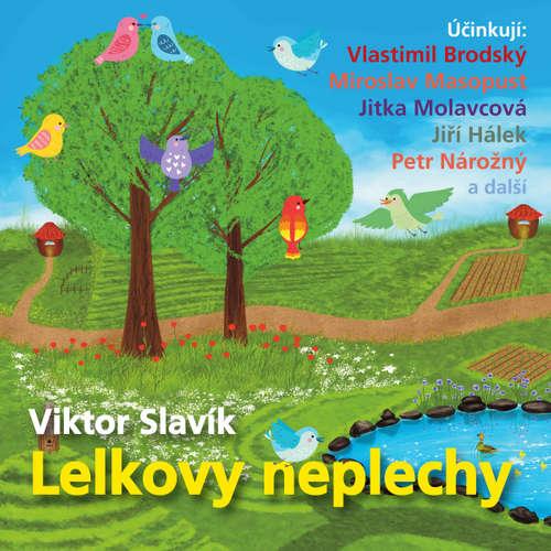 Audiokniha Lelkovy neplechy - Viktor Slavík - Jiří Hálek