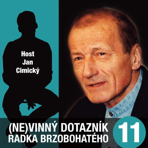Audiokniha (Ne)vinný dotazník Radka Brzobohatého 11. - Radoslav Brzobohatý - Radoslav Brzobohatý