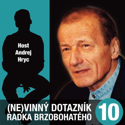 Audiokniha (Ne)vinný dotazník Radka Brzobohatého 10. - Radoslav Brzobohatý - Radoslav Brzobohatý