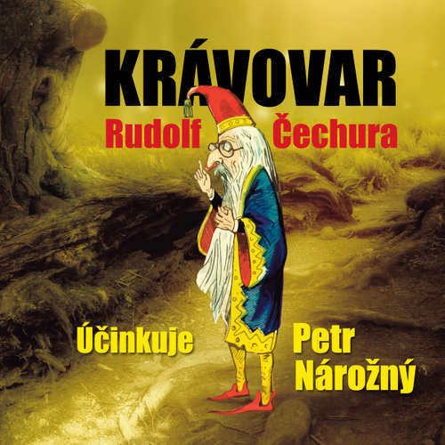 Audiokniha Krávovar - Rudolf Čechura - Petr Nárožný