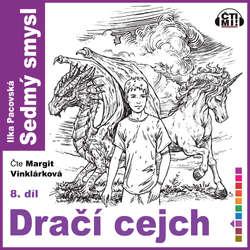 Audiokniha Dračí cejch - Ilka Pacovská - Margit Vinklárková