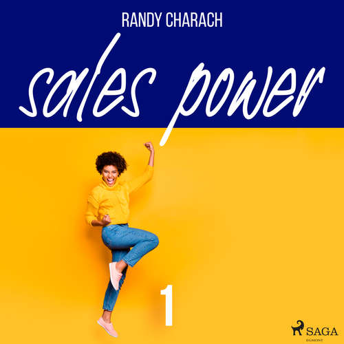 Audiobook Sales Power 1 (EN) - Randy Charach - Randy Charach