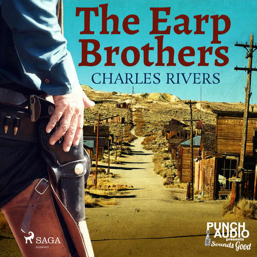 Audiobook The Earp Brothers (EN) - Charles Rivers - Alex Hyde-White