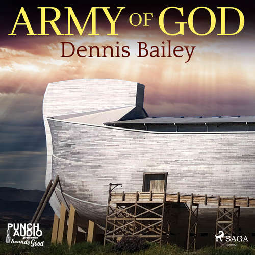 Audiobook Army of God (EN) - Dennis Bailey - Tom Weitzel