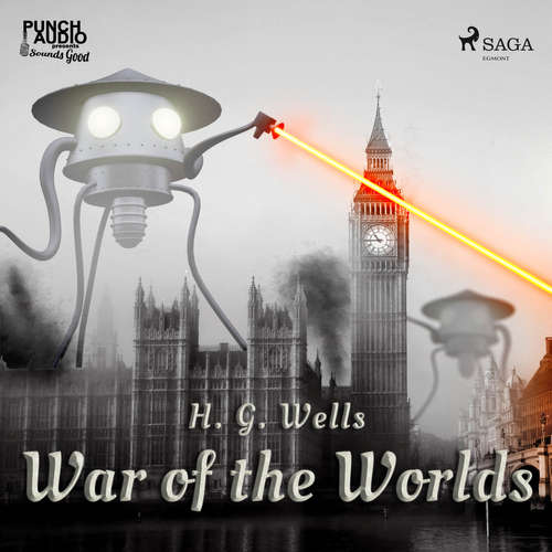 Audiobook War of the Worlds (EN) - H. G. Wells - Gerry O'brien