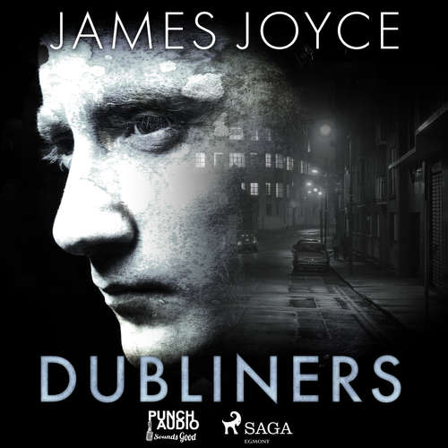 Audiobook Dubliners (EN) - James Joyce - Gerry O'brien