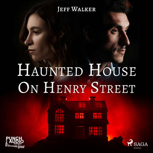 Audiobook Haunted House on Henry Street (EN) - Jeff Walker - Alex Hyde-White