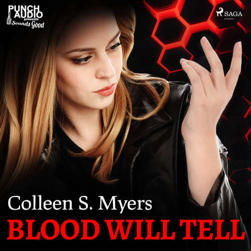 Audiobook Blood Will Tell (EN) - Colleen S. Myers - Victoria Ortiz