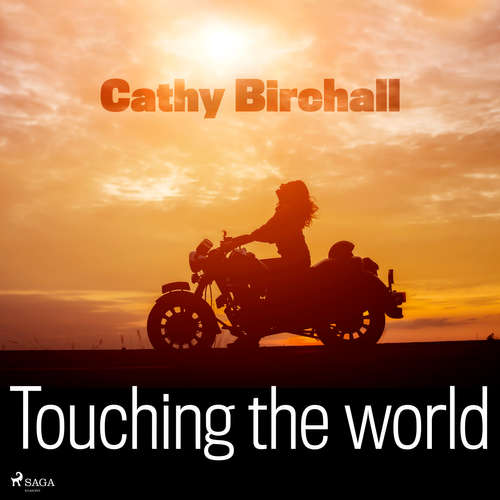 Audiobook Touching the World (EN) - Cathy Birchall - Bernard Smith