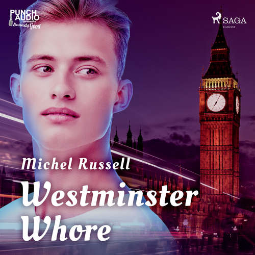 Audiobook Westminster Whore (EN) - Michel Russell - Anthony Wren