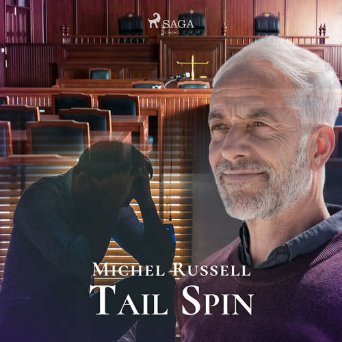 Audiobook Tail Spin (EN) - Michel Russell - Anthony Wren