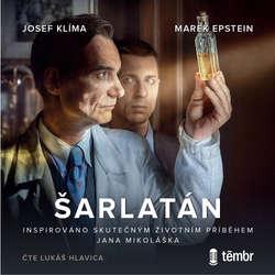 Audiokniha Šarlatán - Josef Klíma - Lukáš Hlavica