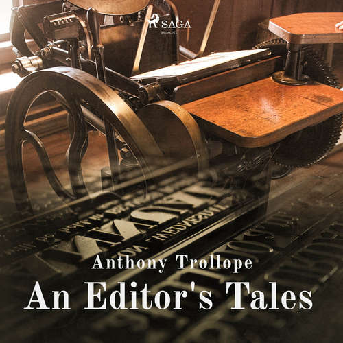 Audiobook An Editor's Tales (EN) - Anthony Trollope - Arnold Banner