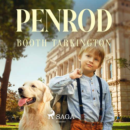 Audiobook Penrod (EN) - Booth Tarkington - Jonathan Burchard