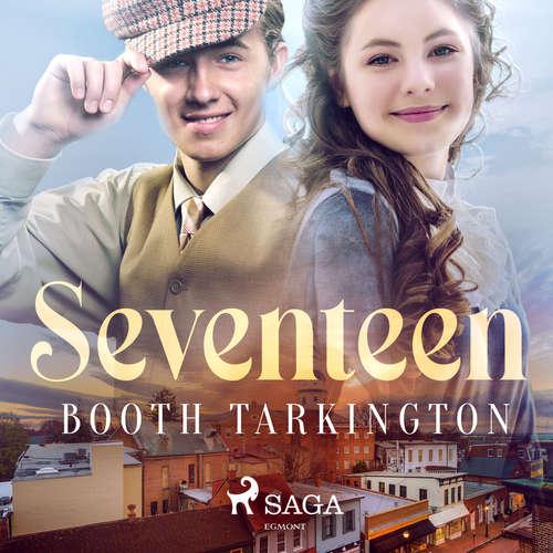 Audiobook Seventeen (EN) - Booth Tarkington - Jonathan Burchard