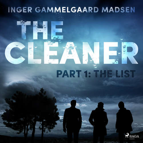 Audiobook The Cleaner 1: The List (EN) - Inger Gammelgaard Madsen - Chris Jenkins