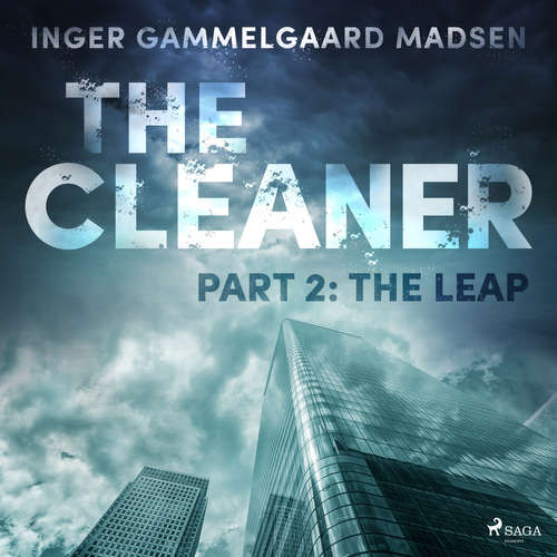 Audiobook The Cleaner 2: The Leap (EN) - Inger Gammelgaard Madsen - Chris Jenkins