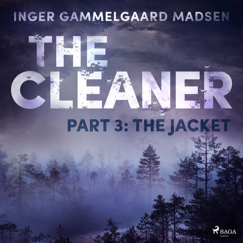 Audiobook The Cleaner 3: The Jacket (EN) - Inger Gammelgaard Madsen - Chris Jenkins