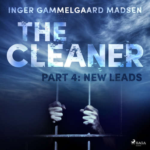 Audiobook The Cleaner 4: New Leads (EN) - Inger Gammelgaard Madsen - Chris Jenkins