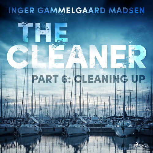 Audiobook The Cleaner 6: Cleaning Up (EN) - Inger Gammelgaard Madsen - Chris Jenkins