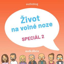 Audiokniha Na volné noze - Speciál 2 - Robert Vlach - Martin Vlček
