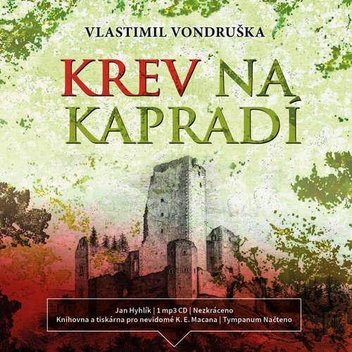 Audiokniha Krev na kapradí - Vlastimil Vondruška - Jan Hyhlík