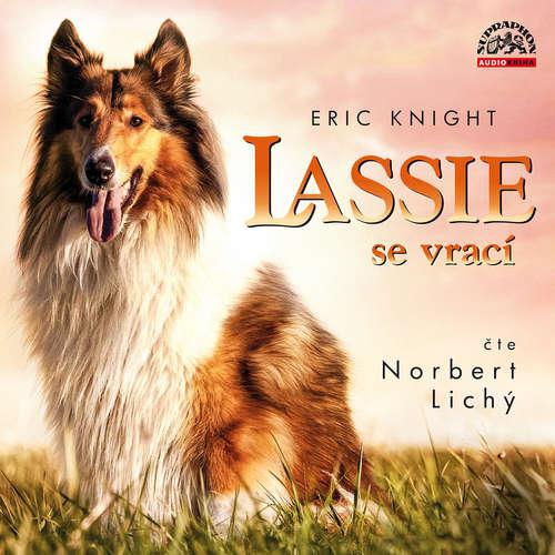 Audiokniha Lassie se vrací - Eric Knight - Norbert Lichý