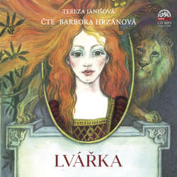 Audiokniha Lvářka - Tereza Janišová - Barbora Hrzánová