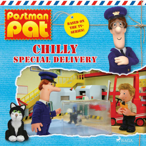 Audiobook Postman Pat - Chilly Special Delivery (EN) - John A. Cunliffe - Michele Melega