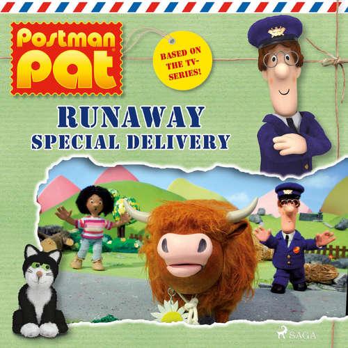 Audiobook Postman Pat - Runaway Special Delivery (EN) - John A. Cunliffe - Michele Melega