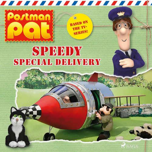 Audiobook Postman Pat - Speedy Special Delivery (EN) - John A. Cunliffe - Michele Melega