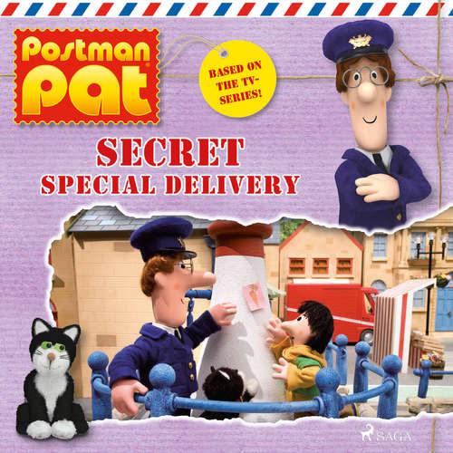 Audiobook Postman Pat - Secret Special Delivery (EN) - John A. Cunliffe - Michele Melega