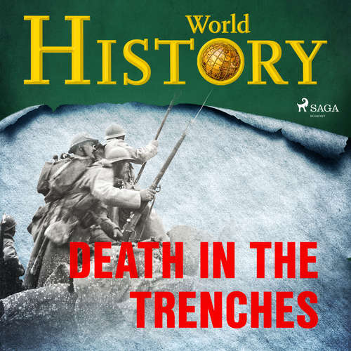 Audiobook Death in the Trenches (EN) - World History - David Bateson