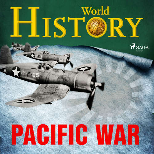 Audiobook Pacific War (EN) - World History - David Bateson