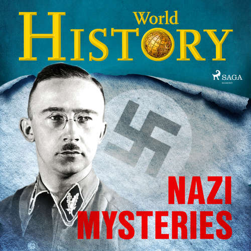 Audiobook Nazi Mysteries (EN) - World History - David Bateson