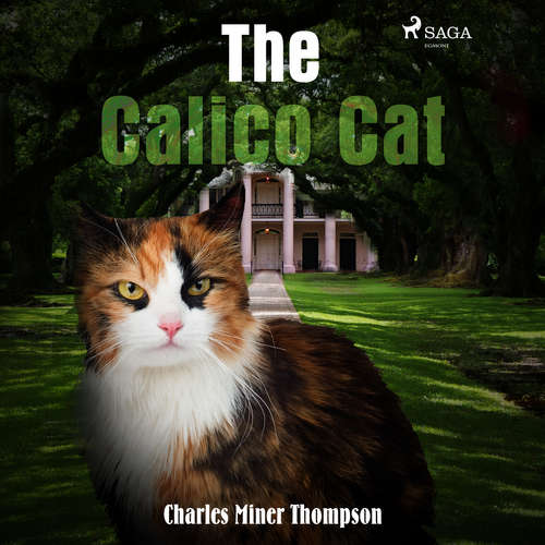 Audiobook The Calico Cat (EN) - Charles Miner Thompson - Allyson Hester
