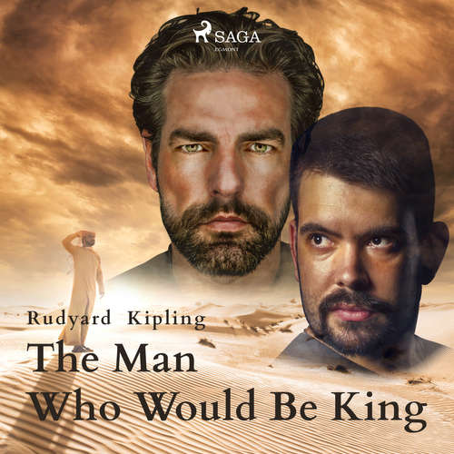 Audiobook The Man Who Would Be King (EN) - Rudyard Kipling - – Philippa