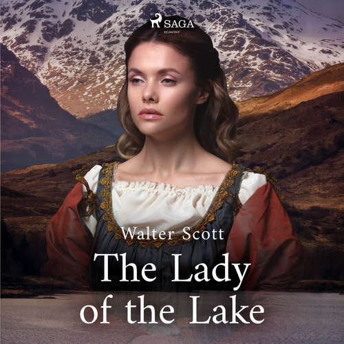 Audiobook The Lady of the Lake (EN) - Sir Walter Scott - Cynthia Moyer