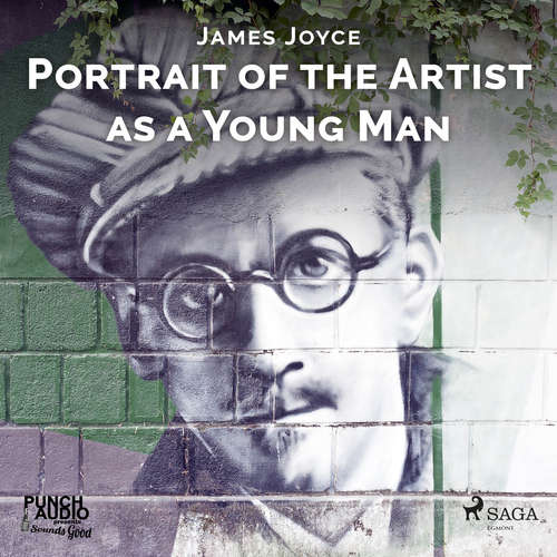 Audiobook Portrait of the Artist as a Young Man (EN) - James Joyce - Gerry O'brien