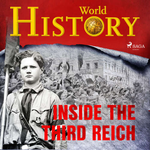 Audiobook Inside the Third Reich (EN) - World History - Sam Devereaux