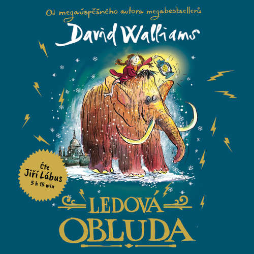 Audiokniha Ledová obluda - David Walliams - Jiří Lábus