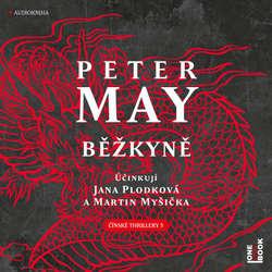 Audiokniha Běžkyně - Peter May - Martin Myšička