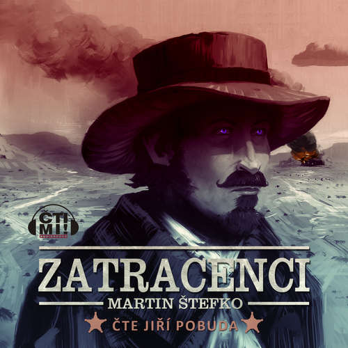Audiokniha Zatracenci - Martin Štefko - Jiří Pobuda