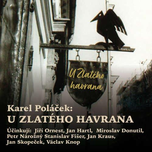 Audiokniha U Zlatého havrana - Karel Poláček - Petr Šplíchal